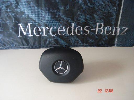 Mercedes AMG C Class, CLS, E Class 2010, Capac airbag volan