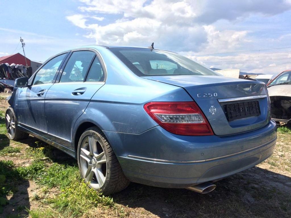 Mercedes Benz C-Klass 204 2010 C250 Cdi