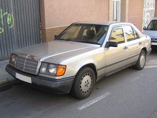 Mercedes Benz W124 2.5 diesel