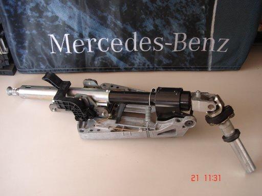 Mercedes C Class W204, 2012, Coloana volan