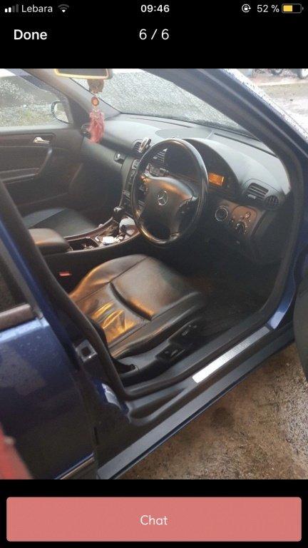 Mercedes c220 cdi break 2004 full automat