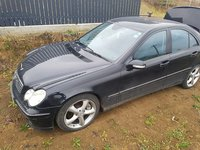 Mercedes C270 W203 cdi 2006 facelift xenon, piele, jante aliaj 17'