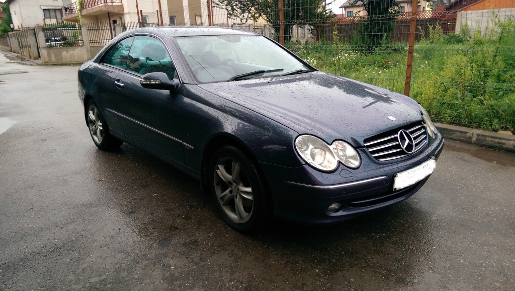 Mercedes CLK COUPE 270 CDI AVANGARDE W209