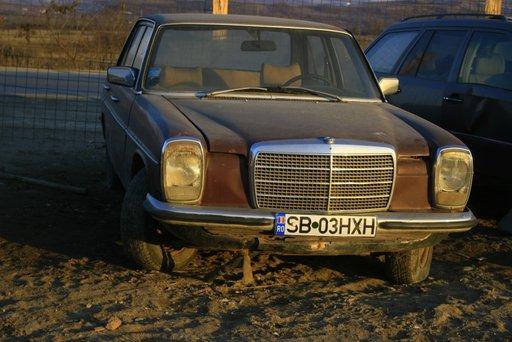 Mercedes cobra, bot de cal