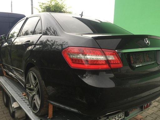 Mercedes E class W212 350 CDI AMG Avantgarde