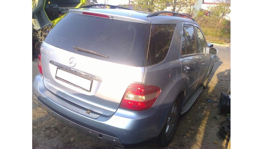 Mercedes ml w164 fab. 2008 3.0diesel