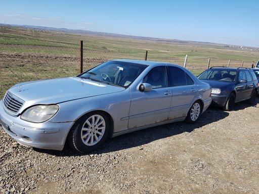 Mercedes S 320 cdi an 2002