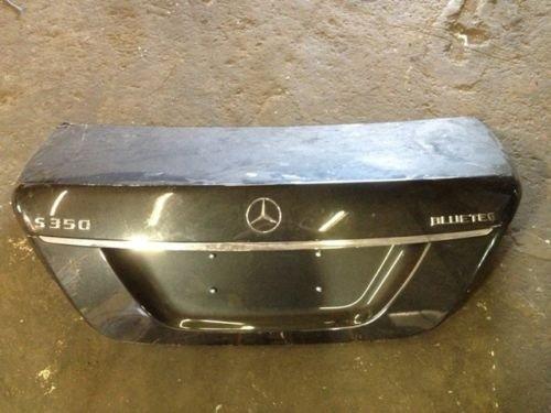 Mercedes S Class W221 Capota spate