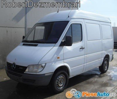 Mercedes sprinter an 2002