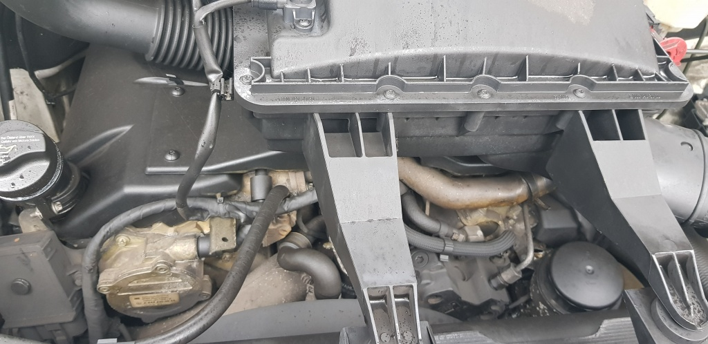 Mercedes sprunter 318 an 2008