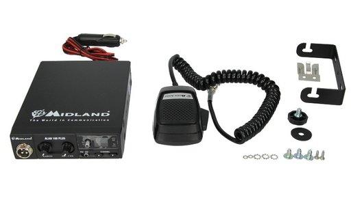 Midland Alan 100 Plus CB Midland Alan
