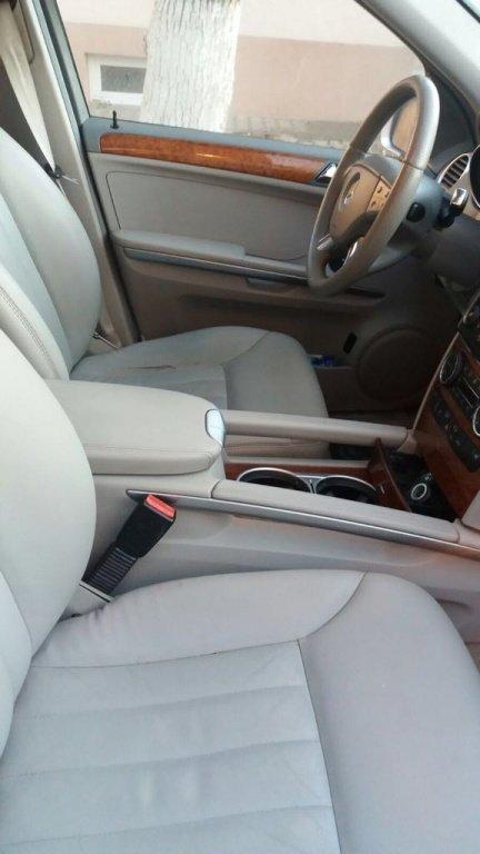 Mocheta podea interior Mercedes M-CLASS W164 2006 Jeep 3.0