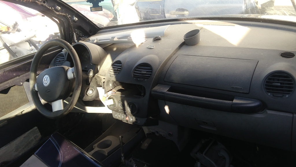 Mocheta podea interior VW New Beetle 2000 Coupe 1896