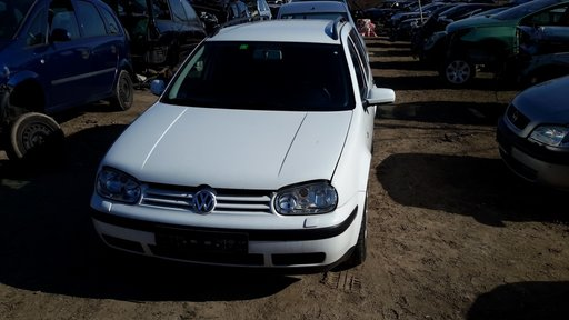 Mocheta portbagaj VW Golf 4 2000 break 1.9