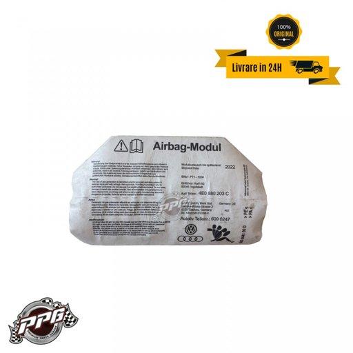 Modul airbag pasager Audi A8 4E 4E0880203C