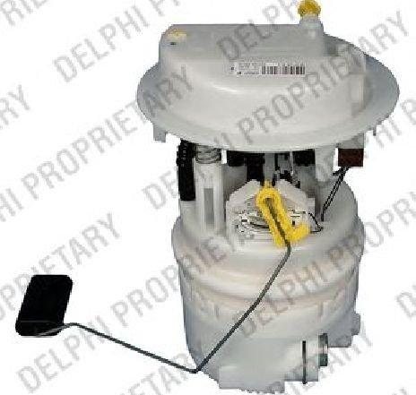 Modul alimentare combustibil PEUGEOT 206+ (T3E) 1.