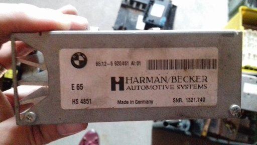Modul amplificator audio BMW cod 6920461, 65126920461, 6512 6920461