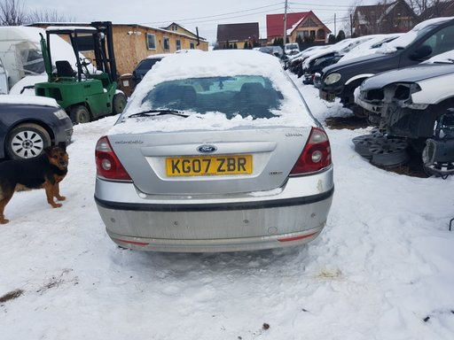 Modul climatronic Ford Mondeo Facelift MK3 2.0 TDCI 130CP 2007