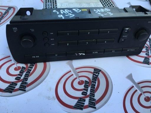 Modul comanda cd player Saab 9-3 2005-2006-2007