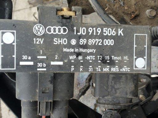 Modul comanda ventilatoare 1J0919506K
