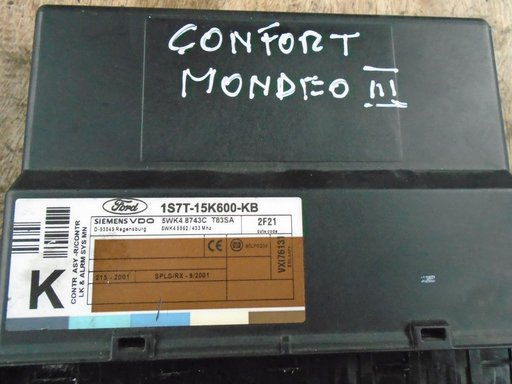 MODUL CONFORT FORD MONDEO 3