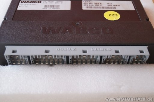 MODUL CONTROL PERNA AER 4F0910553A, 4F0910553D, 4F0907553A AUDI A6 AVANT (4F5, C6) 2.7TDI