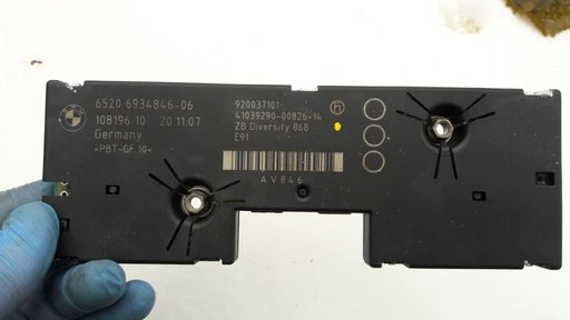Modul diversity antena BMW E91