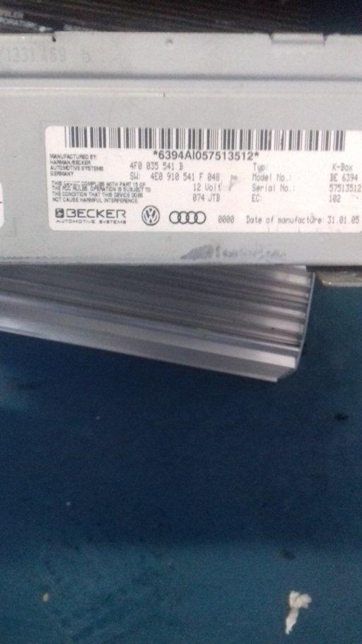 Modul navigatie Audi A6 cod 4F0035541B