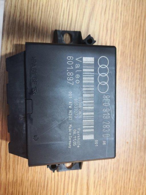 Modul pdc senzor parcare Audi a4 B7 8EO 919 283 D