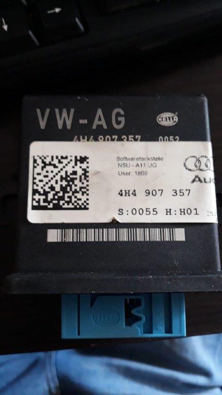 Modul xenon audi a8 4h a7 4h4907357 adaptiv led