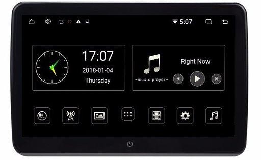 Monitor smart tetiera cu Android 6.0 - ecran de 10.6 inch