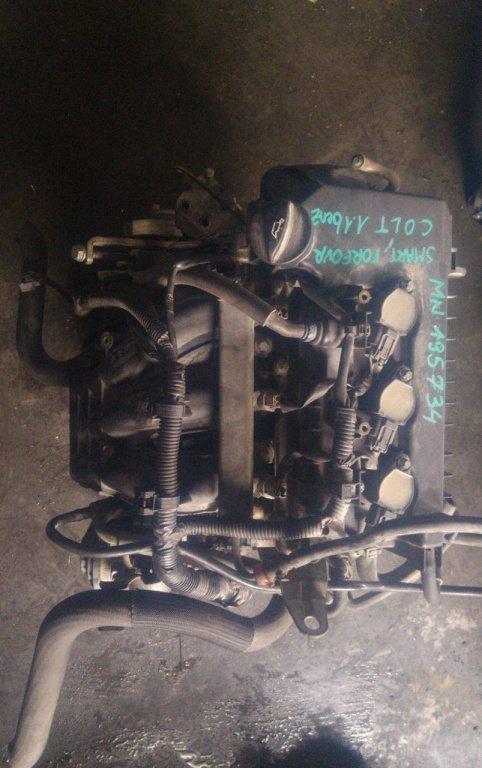 Motor 1.1 benz mn195734 mitsubisi colt smart forfour 2005
