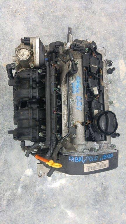 Motor 1.4 benz bby 2003 fox fabia cordoba polo