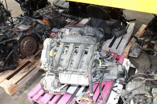 Motor 1,6 16 V Dacia Duster 2012
