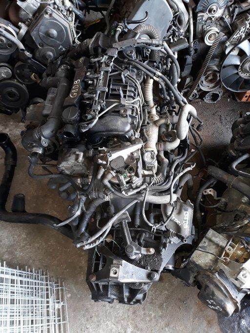 Motor 1.6 tdci G8DA G8DB