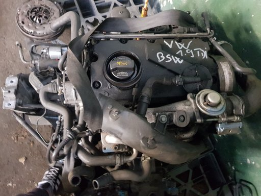 Motor 1.9TDI BSW 105CP Skoda Roomster si vw beetle