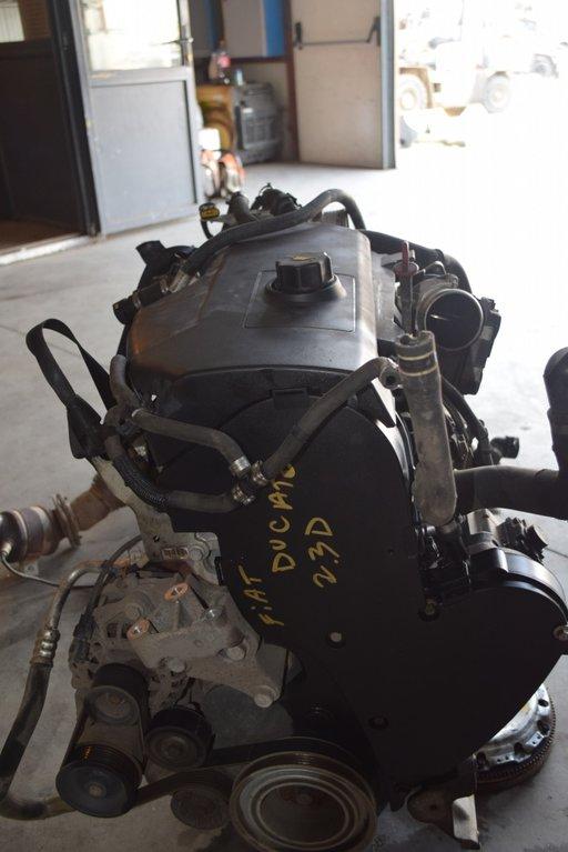 Motor 2.3 JTD Fiat Ducato 2013 Euro 5