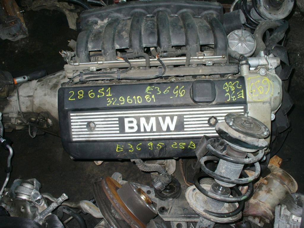 Motor 226s1 bmw serie 3 e46 320i serie 5 e39 e60 e61 520i z3 e36