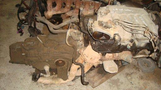 Motor Audi 90 2.0 benzina 10V 116CP cod PS seria 015324