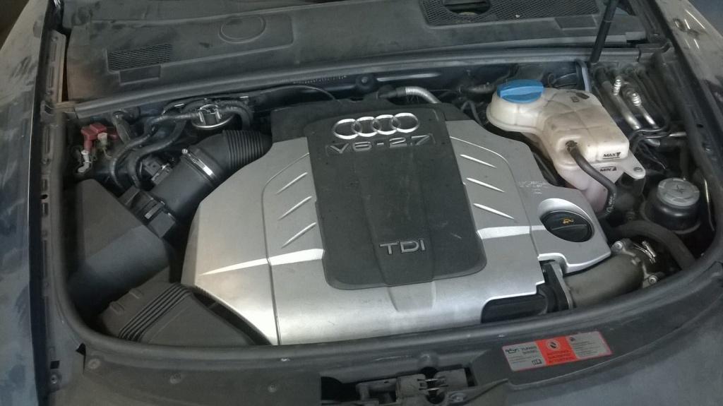Motor Audi VW 3.0 ASB