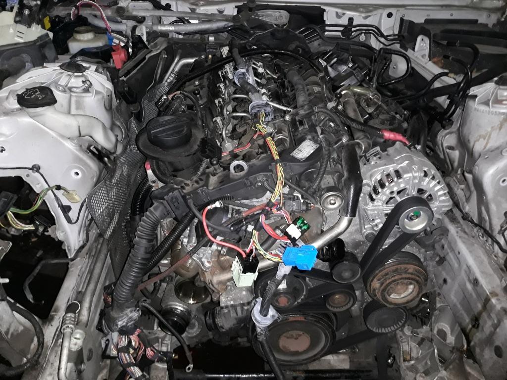 Motor Bmw 530d, 730d, N57 -D30A