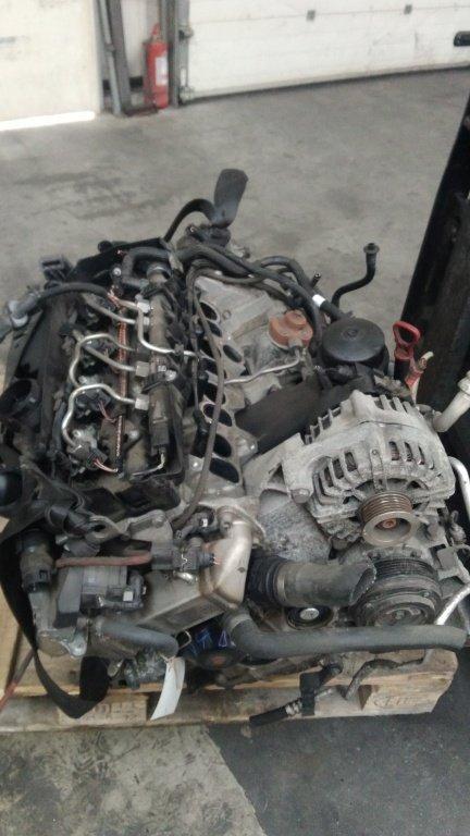 Motor BMW serie 3 E 90 2.0 D an fabricatie 2009 Cod motor N47D20C