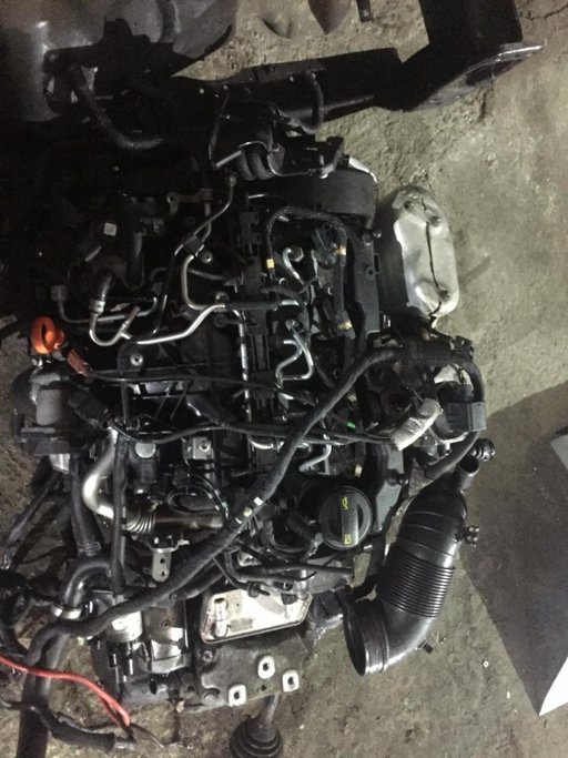 Motor CFF CFFB VW Passat B7 2.0 tdi 103 kw 140 cp
