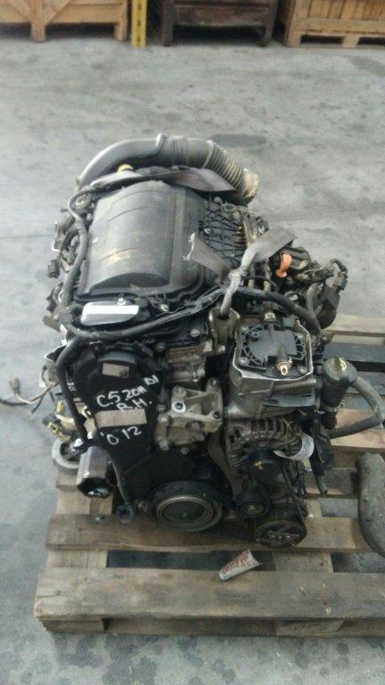 Motor Citroen C5 2.0 D. '2012 cod. RHO