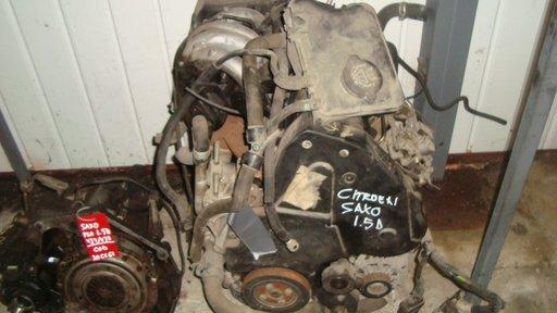 Motor Citroen Saxo / Peugeot 1.5 diesel din 1998 cod VJZ VJY