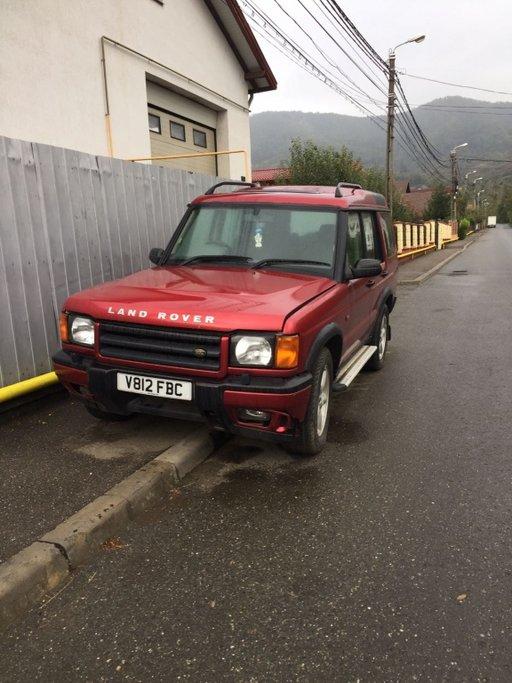 Motor complet fara anexe Land Rover Discovery 1999