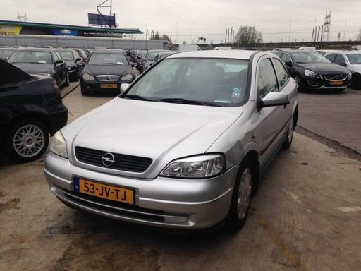 Motor complet fara anexe Opel Astra G 2001 cupe 1,