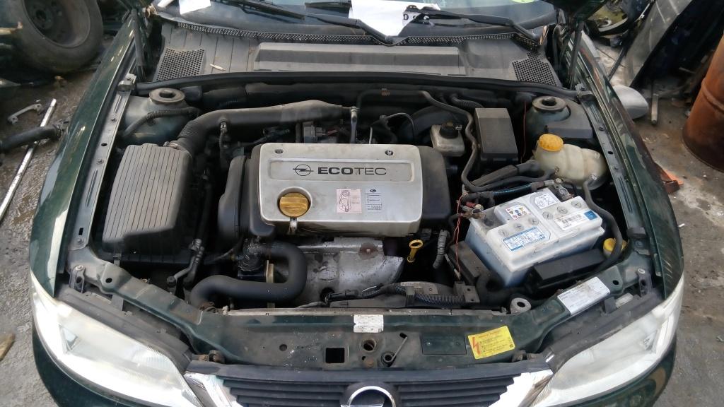 motor complet fara anexe opel vectra b 2001 break 1.6 16v