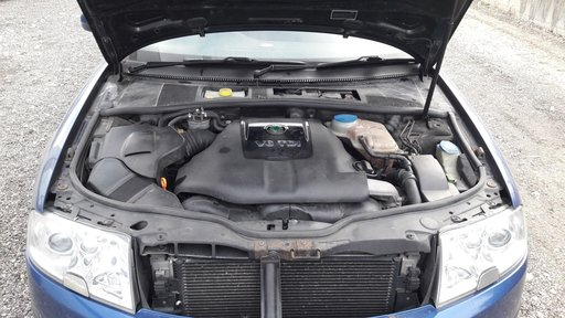 Motor complet fara anexe Skoda Superb 2006 Sedan 2.5 TDi