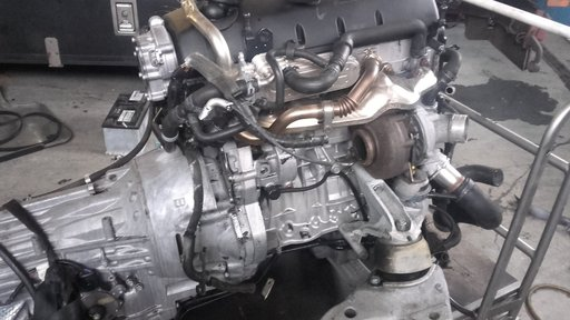 Motor Complet fara anexe Volkswagen Touareg 2.5 BA